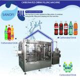 13000bph 자동적인 탄산 음료 병에 넣는 기계장치
