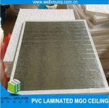 Plafond van het Frame van het metaal het Vinyl Met een laag bedekte MGO Opgeschorte