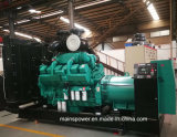 1100kVA Cummins Diesel Generator Standby Rating 880kw Cummins Diesel Generation