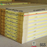 Cold Room panel barrier board/Color Steel sand-yielded panel