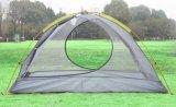 Zwei Schichten Aluminiumpole-Licht-kampierende Zelt-