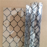 Занавес стены винила решетки PVC ESD Cleanroom противостатический