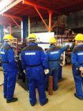 Tubo di smussatura ad alta velocità fisso Profabrication della macchina dell'estremità del tubo H32 in workshop