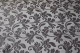 Slipcovers cinzentos tingidos PC do sofá da cor contínua (fth31938)