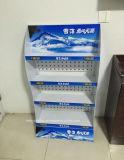 Étagères en boîte par métal de présentoir de bière de marchandises de bière de la Chine
