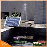 12 В 5 Вт фонтан солнечной энергии постоянного тока бесщеточный мини солнечной водяной насос пейзаж декоративные бассейн солнечного сада комплект водяного насоса