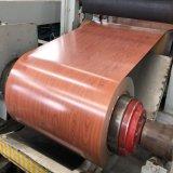 Divers modèles PPGI Style bobines en bois
