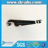 Profil en aluminium de norme européenne pour le guichet/porte borgnes verticaux en aluminium