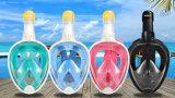 180 de Overzeese van de graad Vrije Adem van de Mening snorkelt Masker