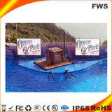 발광 다이오드 표시를 광고하는 P6 (P4 P5 P8 P10) 옥외 임대료