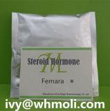 Pó esteróide cru Letrozol Femara da hormona dos cuidados médicos fêmeas