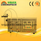 Горячая продажа малого объема жидкости головки блока цилиндров с двойной заполнения машины
