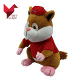 New Design Hotsale Plush Squirrel Toy for Kids