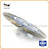 Hot vender 114mm Wall-Cut Hoja de sierra de diamante con el color azul