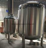 500 Magnetische het Mengen zich van het Roestvrij staal van de liter Tank