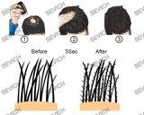 Pulverizador Semi-Permanent do edifício do cabelo da queratina dos produtos de cabelo