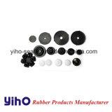 O EPDM/NBR/Viton (FKM) / Válvula de diafragma de borracha de silicone