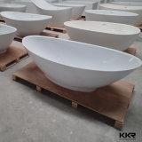 Baquet en pierre extérieur solide neuf de douche de salle de bains de Kkr 2017 (BT1705261)