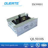 ISO9001를 가진 Single-Phase 브리지 정류기 Ql-S 50A 1000V