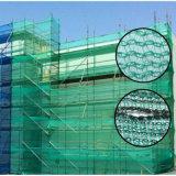 Construção de rede protegida de segurança de andaimes