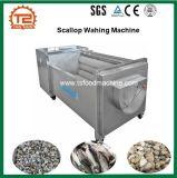 Lavadora de moluscos y mariscos de la máquina de lavado de la arandela