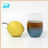vidro de vinho plástico colorido 16oz, copo do vinho do partido