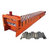 rodillo de la hoja del Decking del suelo de 2inch Concerate que forma la máquina