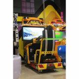 刺激する速度のための必要性HDスクリーンの硬貨によって作動させる機械のゲーム・マシンを競争させる