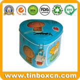 ギフトのセービングのための包装の錫の貯金箱の金属の銭箱