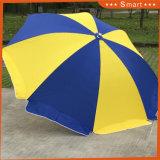 La Chine 6 FT. La promotion de la publicité de plein air d'oxford classique parapluie de plage