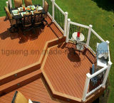 Outdoor WPC Cheap/WPC Decking cartes tuiles/composite/bois composite en plastique