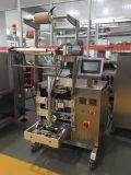 Máquina de embalagem vertical pequena da potência do suco da fécula de milho