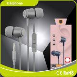 力の低音のステレオの携帯電話のイヤホーン