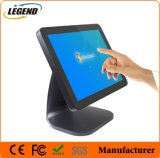 "15 "" Individual Screen Capacitive Touch Cash Register"