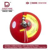 68degreeヒートコントロール保存された圧力乾燥した粉の消火システム