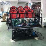 Chariot Mobile Interactive 5D Simulateur de cinéma