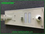 15W Smart LED Solar integrada de la luz de la Calle Jardín de Luz LED con alta píxel de la cámara