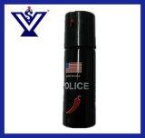 Pistola Taser Shocker con spray de pimienta de niebla/Spray de Pimienta Pistola (SYSG-3008)