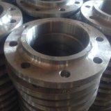 Exportador de China de la brida de acero al carbono alimentación
