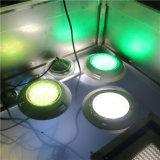 lámpara montada superficial de la piscina de 54W AC/DC 12V LED