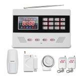機密保護のホーム盗難防止の強盗無線GSMアラーム