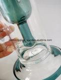 equipamentos de fumo fêmeas Fumed 14mm da SOLHA da tubulação de água de Incycler