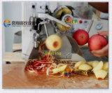 機械フルーツピーラー(FXP-22)を分けるパイナップルAppleの商業皮
