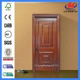 Pelle di legno interna del portello della melammina del MDF di HDF per l'hotel/villa (JHK-MN14)