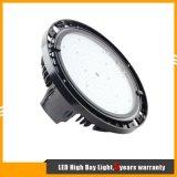 Ce/RoHS UFO LED 높은 만 빛 100W/150W/200W 공장 또는 창고 점화