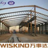 Nueva casa de pollo de acero prefabricada ligera del edificio