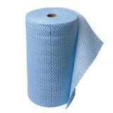 Spolverata della famiglia & panno di pulizia non tessuti a gettare