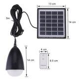 11 Portable LED lampe solaire Light Tent Accueil Le Camping de la lumière avec télécommande