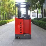 Carro manual 2017 del alcance de la carretilla elevadora eléctrica de China 2 carretilla elevadora eléctrica del alcance de la capacidad 7.5m de la tonelada por completo
