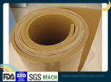Изготовление резиновый листа и в Китае, отделке ткани одна сторона или двойные стороны